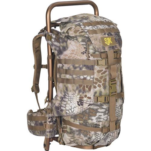 Slumberjack Rail Hauler 2500 Hunting Backpack (Kryptek Highlander Camo)