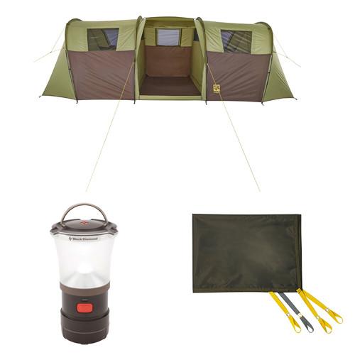 Slumberjack Slumberjack Overland 10-Person Tent Kit