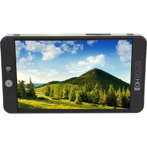 """SmallHD 702 Bright 7"""" Full HD On-Camera Monitor with Carrying Case"""