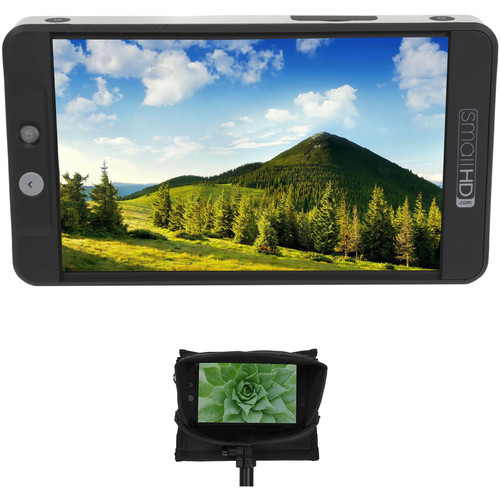 "SmallHD 702 Bright 7"" Full HD On-Camera Monitor with Carrying Case"