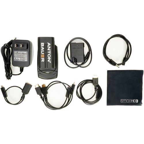SmallHD Nikon ENEL-15 Power Pack for Nikon Cameras with FOCUS 5 Monitor