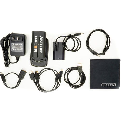 SmallHD Canon LP-E6 Power Pack for Canon Cameras with FOCUS 5 Monitor
