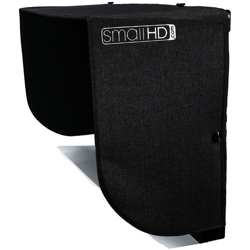 SmallHD 3-Sided Sun Hood for 3200-Series Production Monitors