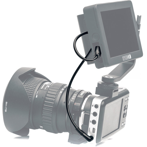 """SmallHD Cable for Powering Blackmagic Pocket Cinema Camera from FOCUS Monitor (12"""")"""