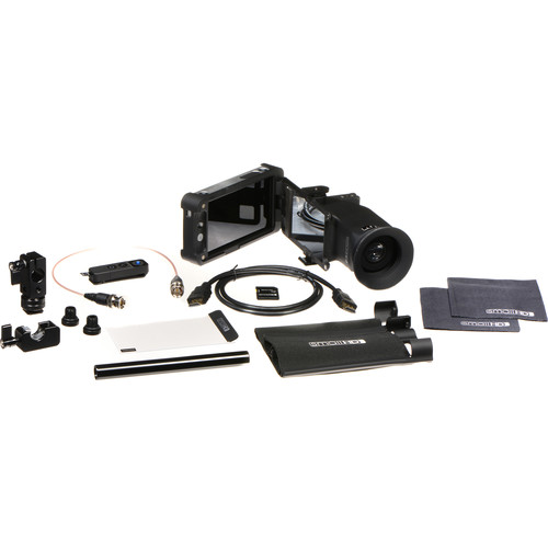 SmallHD Mega Bundle with 502 On-Board Monitor and Accessory Kit