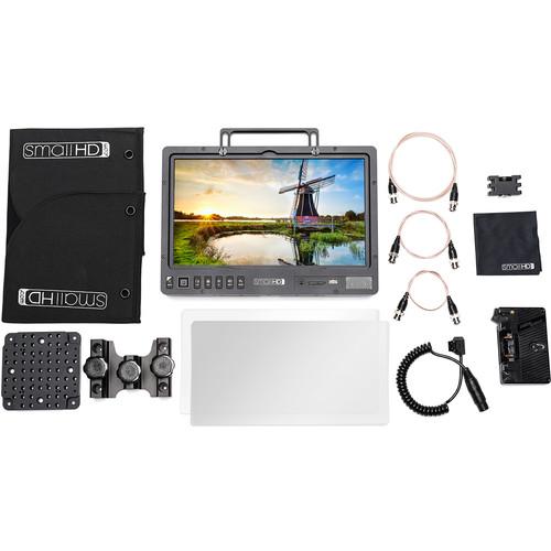 "SmallHD 1303 HDR 13"" Production Monitor GoldMount Kit"