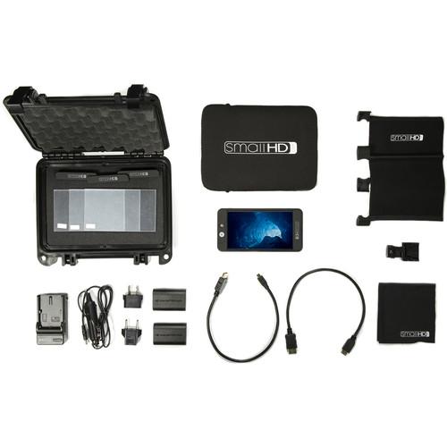 SmallHD 501 HDMI On-Camera Starter Kit