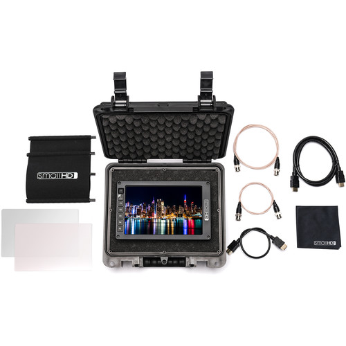 "SmallHD 702 OLED 7"" On-Camera Monitor Kit"