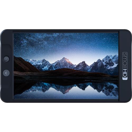 SmallHD Limited Edition Black 702 Bright On-Camera Monitor