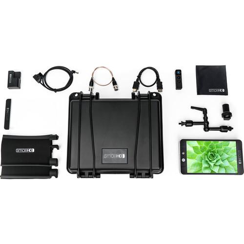 "SmallHD MON-702L 702 Lite HD-SDI/HDMI 7"" Monitor Kit"