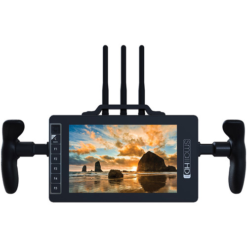 "SmallHD 703 Bolt 7"" Wireless Director's Monitor Bundle (Gold Mount)"