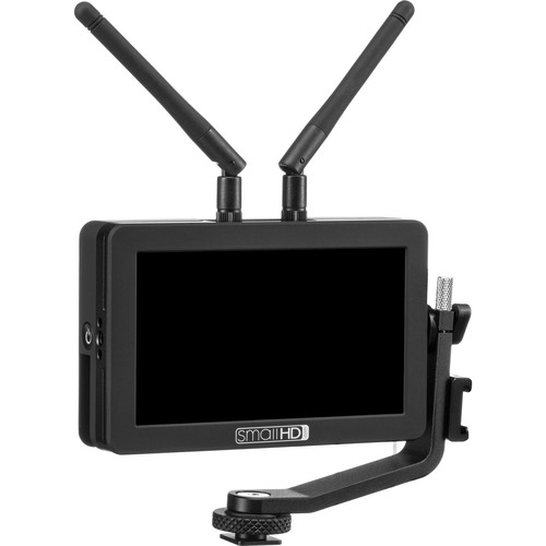 SmallHD FOCUS Bolt 500 TX On-Camera Monitor with International Charger Power Supply