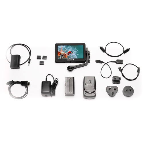 SmallHD FOCUS SMPADCBTLF19 Bundle