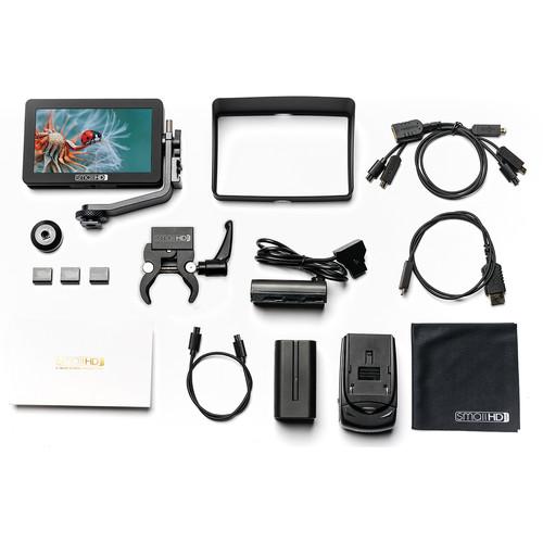 """SmallHD FOCUS 5"""" On-Camera Monitor Gimbal Kit"""