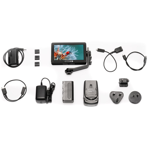 SmallHD FOCUS Canon LP-E6 Bundle