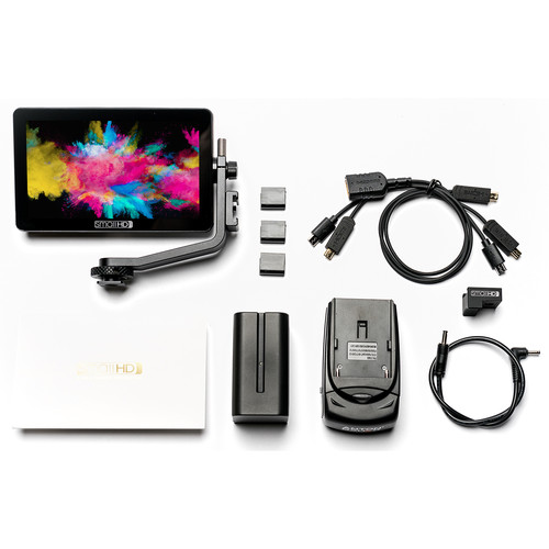 SmallHD FOCUS OLED Monitor BMPCC Kit