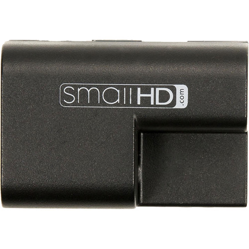 SmallHD Faux LP-E6 Battery with DC Barrel Connector