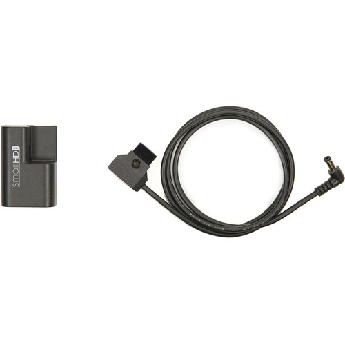 SmallHD LP-E6 Dummy Battery with D-Tap to Barrel Cable