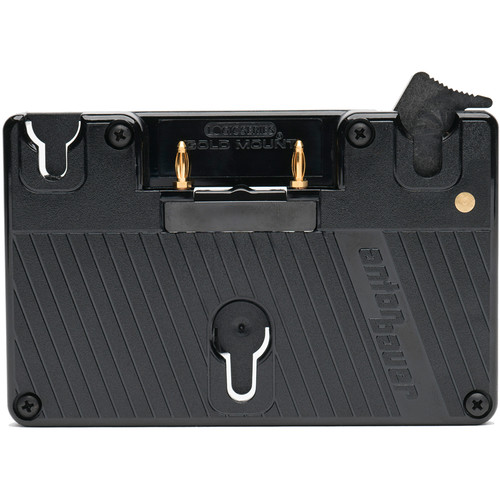 SmallHD Battery Plate for 503/703 UltraBright On-Camera Monitor (Gold Mount)