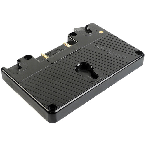 SmallHD Gold Mount Battery Bracket for DP7-PRO Field Monitor