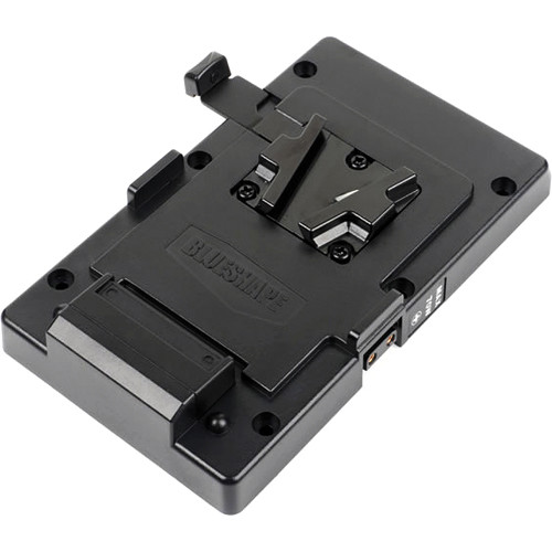 SmallHD V-Mount Battery Bracket for DP7-PRO Field Monitor