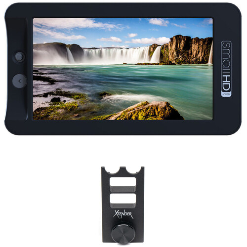 SmallHD 502 Bright On-Camera Monitor and Cable Lock Kit