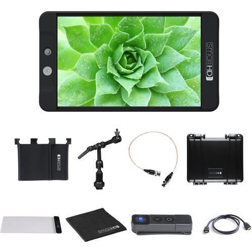 "SmallHD SmallHD 702 Lite 7"" Monitor Kit with Mount, Hood & Case (Promo)"
