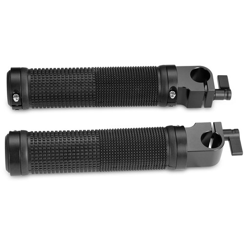 SmallRig Handle With 15mm Rod Clamp - 2-Pack