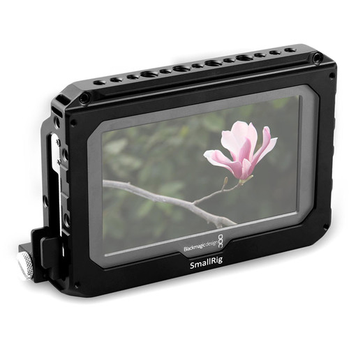 "SmallRig 1726 Cage for Blackmagic HD Video Assist (5"")"