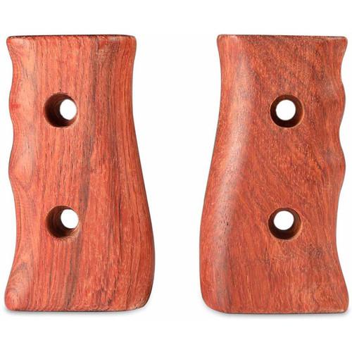 SmallRig Wooden Handle Kit for DSLR VersaFrame Cage