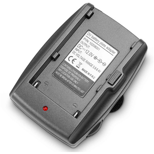 SmallRig DV Battery Plate Adapter for BMPCC / BMCC 2.5K / BMPC 4K