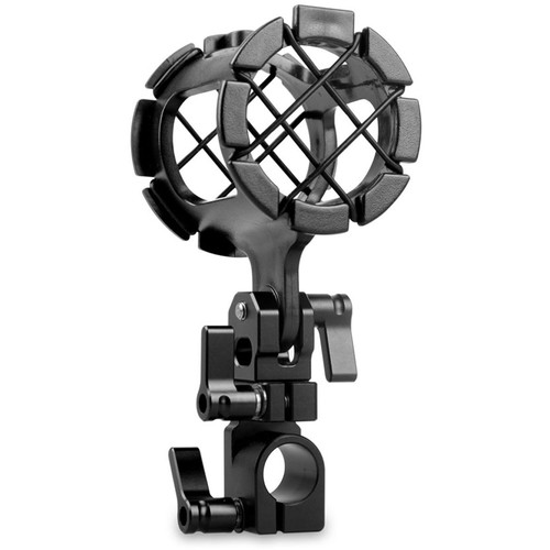 SmallRig 1802 Microphone Support with 15mm Rod Mount