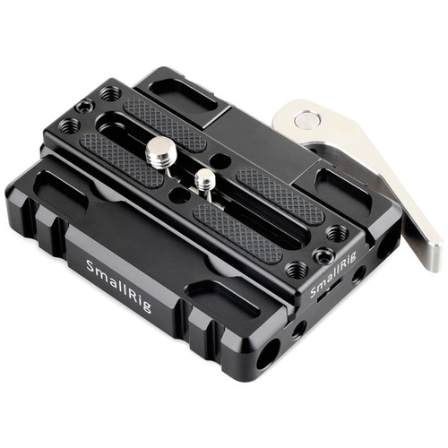 SmallRig Quick Release Baseplate with Arca-Style Plate