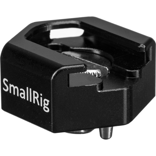 SmallRig ARRI Locating Pin to Cold Shoe Adapter