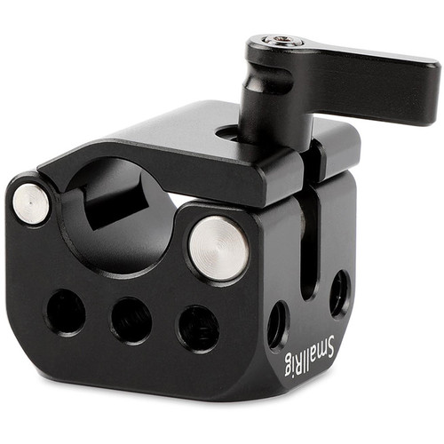 SmallRig Quick Release Rod Clamp with ARRI Accessory Mount