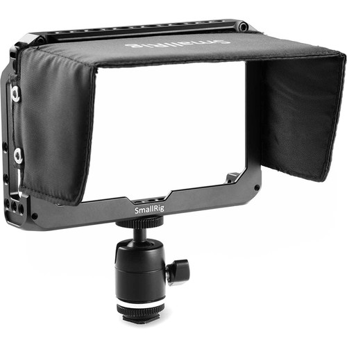 "SmallRig 1981 5"" Monitor Cage Accessory Kit for Blackmagic Video Assist"