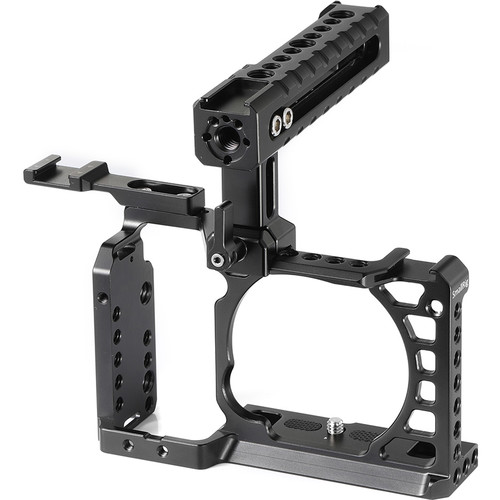 SmallRig Advanced Cage Kit with Top Handle for Sony a6500