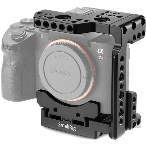SmallRig 2098 Quick Release Half Cage for Sony a7 II/a7 III Series Cameras