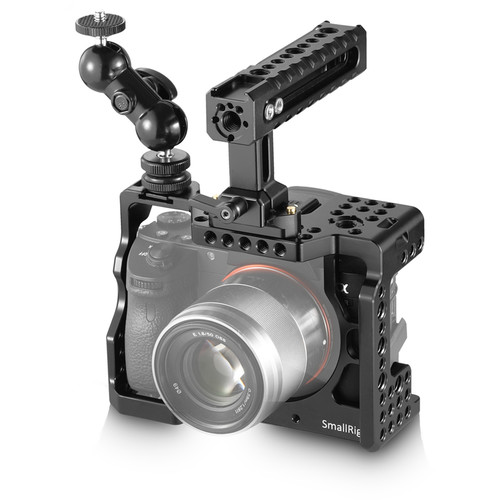 SmallRig 2103 Camera Cage Kit for Sony a7 III Series Cameras