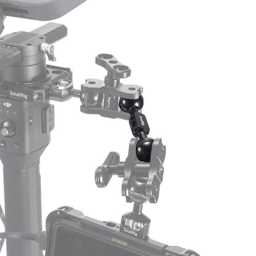 """SmallRig Ball Head NATO Extension Bar for Magic Arms (3.7"""")"""