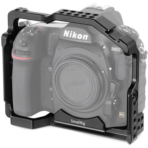 SmallRig 2129 Cage for Nikon D850 DSLR Camera