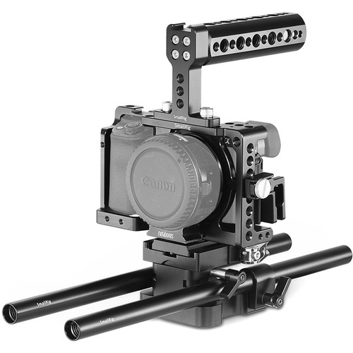 SmallRig Accessory Kit For Sony A6500/A6300/A6000