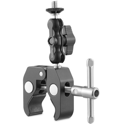 SmallRig Multi-Functional Small Ballhead Clamp