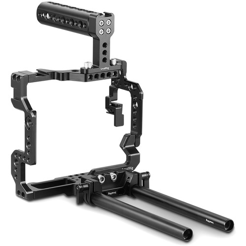 SmallRig 2193 Cage Kit for Fujifilm X-T2/X-T1 with Battery Grip