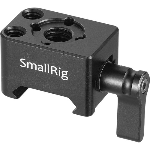 SmallRig Nato Clamp Mount With ARRI 3/8 Hole