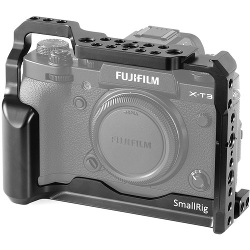 SmallRig Cage for Fujifilm X-T2 and X-T3 Cameras