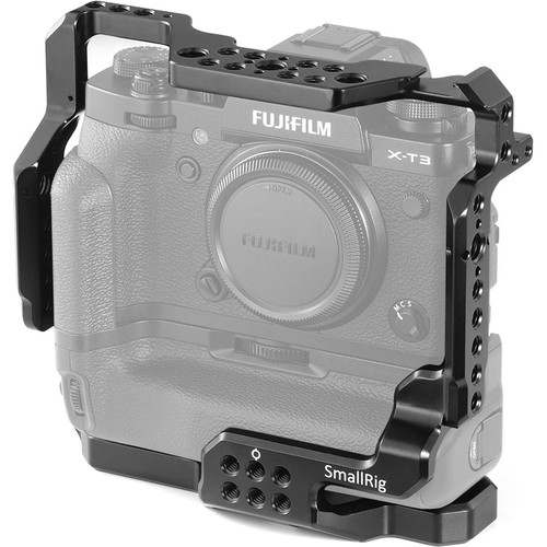 SmallRig Cage for Fujifilm X-T3 Camera with Battery Grip
