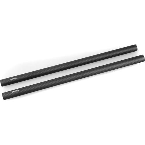 """SmallRig 15mm Carbon Fiber Rod Set (12"""")"""