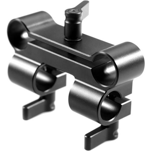 SmallRig 90-Degree Dual to Single 15mm Rod Adapter