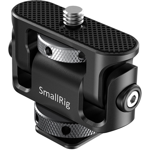 SmallRig Tilting Monitor Mount with Cold Shoe
